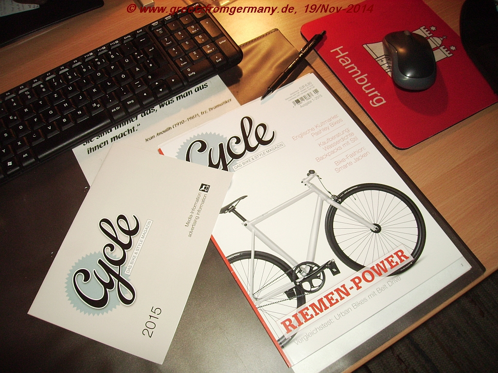 Cycle Sneak Preview 01